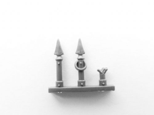 chaos space marine rhino small spikes (d)